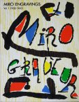 Miro Engravings Vol.1 1928-1960 ジョアン・ミロ版画カタログ・レゾネ