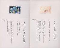 りんこ日記 1・2セット サイン入り 川内倫子