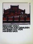 Reinhart Wolf: Gesichter von Gebauden ラインハルト・ウルフ