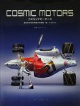 COSMIC MOTORS 遥か彼方の銀河系の宇宙船、車、パイロット ダニエル・サイモン