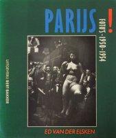 Ed van der Elsken: PARIJS! foto's 1950-1954 エド・ヴァン・デル・エルスケン
