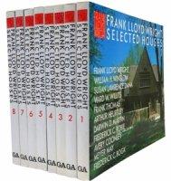 フランク・ロイド・ライトの住宅 全8巻