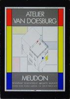 Atelier van Doesburg Meudon テオ・ファン・ドゥースブルフ