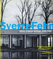 Sverre Fehn works projects writings 1949-1996 スヴェレ・フェーン