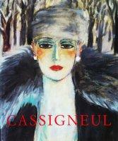 Cassigneul Peintures 1950-1990 カシニョール リトグラフ一葉付