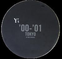 Y's/Y's for men 2000-2001 Tokyo by Max Vadukul ワイズ/ワイズフォーメン