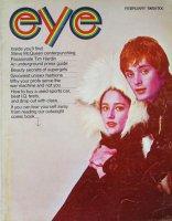 Eye Magazine February 1969 Vol.2 No.2
