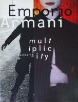 Emporio Armani Magazine N.18 mutiplicity エンポリオ・アルマーニ・マガジン