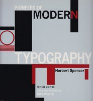 Herbert Spencer: Pioneers of Modern Typography ハーバート・スペンサー