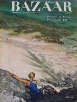 Harper's BAZAAR, July 1949 ハーパーズ バザー 1949年7月号