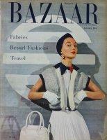 Harper's BAZAAR, January 1954 ハーパーズ バザー 1954年1月号