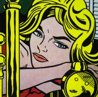 <img class='new_mark_img1' src='https://img.shop-pro.jp/img/new/icons50.gif' style='border:none;display:inline;margin:0px;padding:0px;width:auto;' />Roy Lichtenstein ロイ・リキテンスタイン