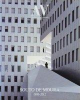 AV Monographs 151. Souto de Moura 1980-2012 エドゥアルド・ソウト・デ・モウラ