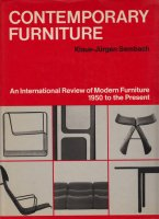 <img class='new_mark_img1' src='https://img.shop-pro.jp/img/new/icons50.gif' style='border:none;display:inline;margin:0px;padding:0px;width:auto;' />Contemporary Furniture: An International Review of Modern Furniture 1950 to the Present