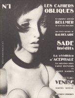 Les Cahiers Obliques No.1 Hans Bellmer ハンス・ベルメール