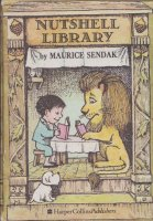 Nutshell Library by Maurice Sendak モーリス・センダック