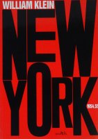 <img class='new_mark_img1' src='https://img.shop-pro.jp/img/new/icons50.gif' style='border:none;display:inline;margin:0px;padding:0px;width:auto;' />Willam Klein: New york 1954-55 ウィリアム・クライン