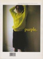 purple number 13 FALL 2002 パープル
