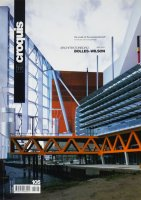 EL CROQUIS 105 Architekturburo Bolles+Wilson 1995-2001 ボレス+ウィルソン
