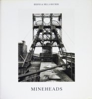 <img class='new_mark_img1' src='https://img.shop-pro.jp/img/new/icons50.gif' style='border:none;display:inline;margin:0px;padding:0px;width:auto;' />Bernd & Hilla Becher: Mineheads ベルント&ヒラ・ベッヒャー