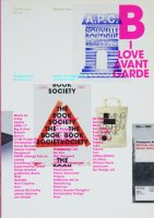I Love Type 02 - Avant Garde アヴァンギャルド