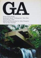 GA2 フランク・ロイド・ライト 落水荘