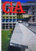 GA37 ル・コルビュジエ アーメダバットの綿織物協会/カーペンター視聴芸術センター