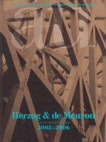 Herzog & de Meuron ヘルツォーグ・アンド・ド・ムロン2002-2006 a+u臨時増刊