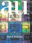 a+u 2005年7月号 ホテル・デザインの現在