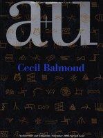 セシル・バルモンド Cecil Balmond a+u臨時増刊