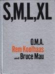 S,M,L,XL Rem Koolhaas and Bruce Mau レム・コールハース