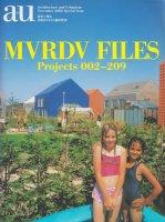 MVRDV FILES Projects 002-209 a+u 臨時増刊