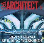 GAアーキテクト 14 RENZO PIANO BUILDING WORKSHOP レンゾ・ピアノ