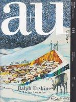 a+u 2005年3月号 ラルフ・アースキン