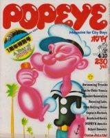 POPEYE ポパイ No.28 1周年特別号 1978年4月10日号