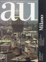 20世紀の建築と都市:ミラノ a+u 臨時増刊