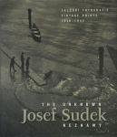 <img class='new_mark_img1' src='https://img.shop-pro.jp/img/new/icons50.gif' style='border:none;display:inline;margin:0px;padding:0px;width:auto;' />Josef Sudek Neznamy:The Unknown Josef Sudek ヨゼフ・スデク写真集