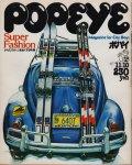 POPEYE ポパイ No.18 1977年11月10日号 Super Fashion
