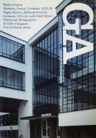 GA70 ヴァルター・グロピウス バウハウス&ファグス工場