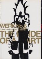 WERK Magazine No.8: COMME des GARCONS A SHIRT コム デ ギャルソン・シャツ
