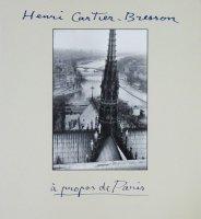 Henri Cartier-Bresson: A Propos de Paris アンリ・カルティエ=ブレッソン