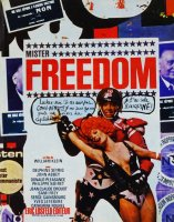<img class='new_mark_img1' src='https://img.shop-pro.jp/img/new/icons50.gif' style='border:none;display:inline;margin:0px;padding:0px;width:auto;' />William Klein: MISTER FREEDOM