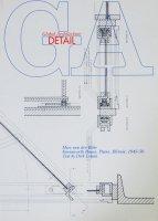 GAディテール 1 改訂新版 ミース・ファン・デル・ローエ ファンズワース邸 1945-50