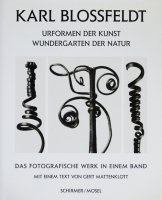 Karl Blossfeldt: Urformen der Kunst Wundergarten der Natur カール・ブロスフェルト