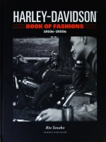<img class='new_mark_img1' src='https://img.shop-pro.jp/img/new/icons50.gif' style='border:none;display:inline;margin:0px;padding:0px;width:auto;' />HARLEY-DAVIDSON BOOK OF FASHIONS: 1910s-1950s
