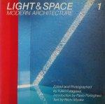 光の空間1 LIGHT&SPACE MODERN ARCHITECTURE