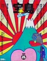 宝島 第6号 植草甚一編集 浅草「花やしき」回転木馬にまたがって