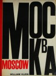 MOSCOW モスクワ William Klein ウィリアム・クライン
