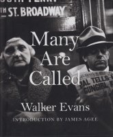 <img class='new_mark_img1' src='https://img.shop-pro.jp/img/new/icons50.gif' style='border:none;display:inline;margin:0px;padding:0px;width:auto;' />Walker Evans: Many Are Called ウォーカー・エヴァンス