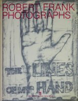 <img class='new_mark_img1' src='https://img.shop-pro.jp/img/new/icons50.gif' style='border:none;display:inline;margin:0px;padding:0px;width:auto;' />Robert Frank: The Lines of My Hand ロバート・フランク